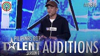 Pilipinas Got Talent 2018 Auditions: Antonio Bathan Jr. - Spoken Word Poetry