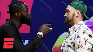 Deontay Wilder vs. Tyson Fury II press conference | Boxing on ESPN