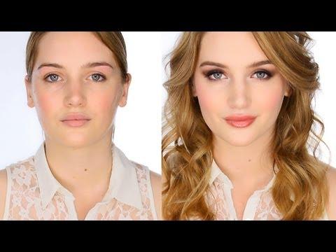 Grown Up Girly / Date Night  Makeup Tutorial