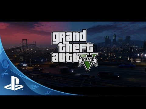 Baixar Grand Theft Auto V -- Coming for PlayStation 4 this Fall | E3 2014