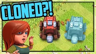 CLONE a WALL WRECKER? Clash of Clans Strategy for Town Hall 10-12