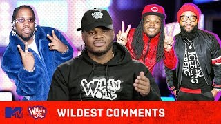 Emmanuel Hudson Breaks Down His 'Dime Joke' 😂 Wild 'N Out | #WildestComments