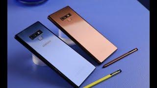 سوالف تقنية 244 | XQ55 |  هاتف Samsung Galaxy Note 9