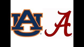 2018 Iron Bowl, Auburn at #1 Alabama (Highlights)