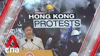 NGO in Hong Kong gathering evidence of alleged police brutality during protests