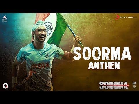 Soorma Anthem – Diljit Dosanjh - Taapsee Pannu - Shankar Ehsaan Loy - Gulzar