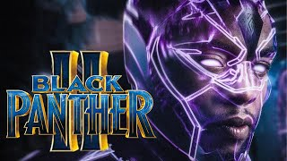 Black Panther 2 Will Have 2 NEW Black Panthers