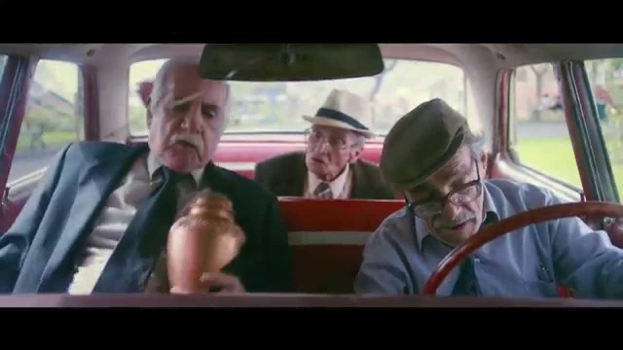Trailer de Viejos amigos