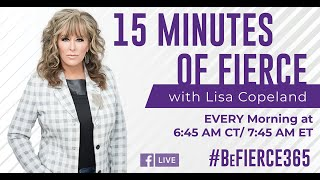15 Minutes of Fierce...LIVE from Phoenix, Arizona with Sharon Lechter
