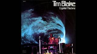 Tim Blake - Crystal Machine (album) 1977