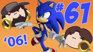 Sonic '06: Testing Testing One Two Three - PART 61 - Game Grumps