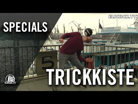 Trickkiste mit Stefan Klaes (Altona 93) | ELBKICK.TV