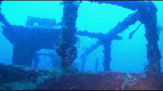 Inmersión completa Naranjito (10 de julio de 2010)
