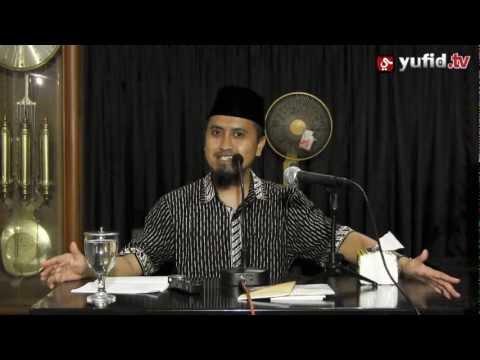 Kajian Tafsir Surat Al-humazah Ayat 1 - Ustadz Abdullah Zaen