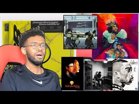 SONGS I'M LISTENING TO - 5/9/18