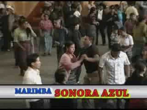 Marimba Sonora Azul-El Asesino vid 3