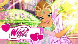 Winx Công chúa phép thuật - Chọn lọc: sức mạnh những nàng tiên Winx - phần 6 ▶ BLOOMIX & MYTHIX