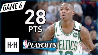 Terry Rozier Full Game 6 Highlights vs Cavaliers 2018 Playoffs ECF - 28 Pts, 7 Ast
