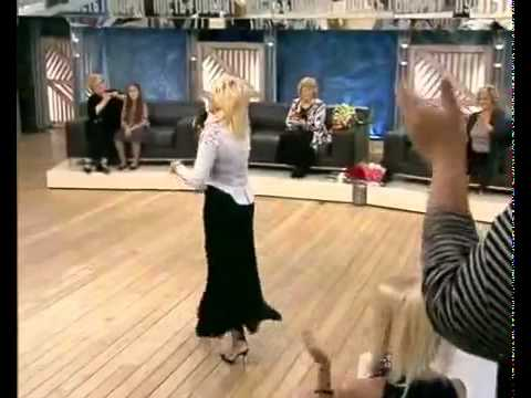 Ирина Аллегрова   Угонщица  Пусть говорят 2010