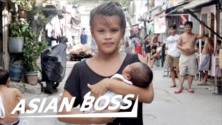 Meet A 15-year-old Teen Mom In The Philippines   ASIAN BOSS