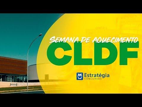 Semana de Aquecimento CLDF | Regimento Interno Prof. Fabrício Rêgo