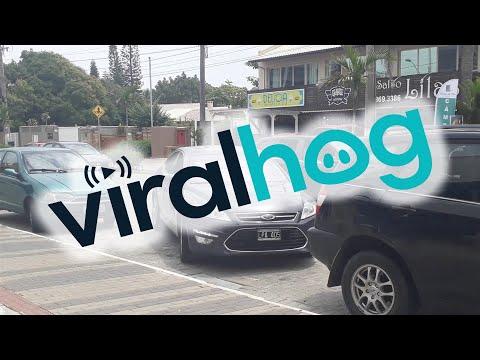 Kako se isparkirao automobil?