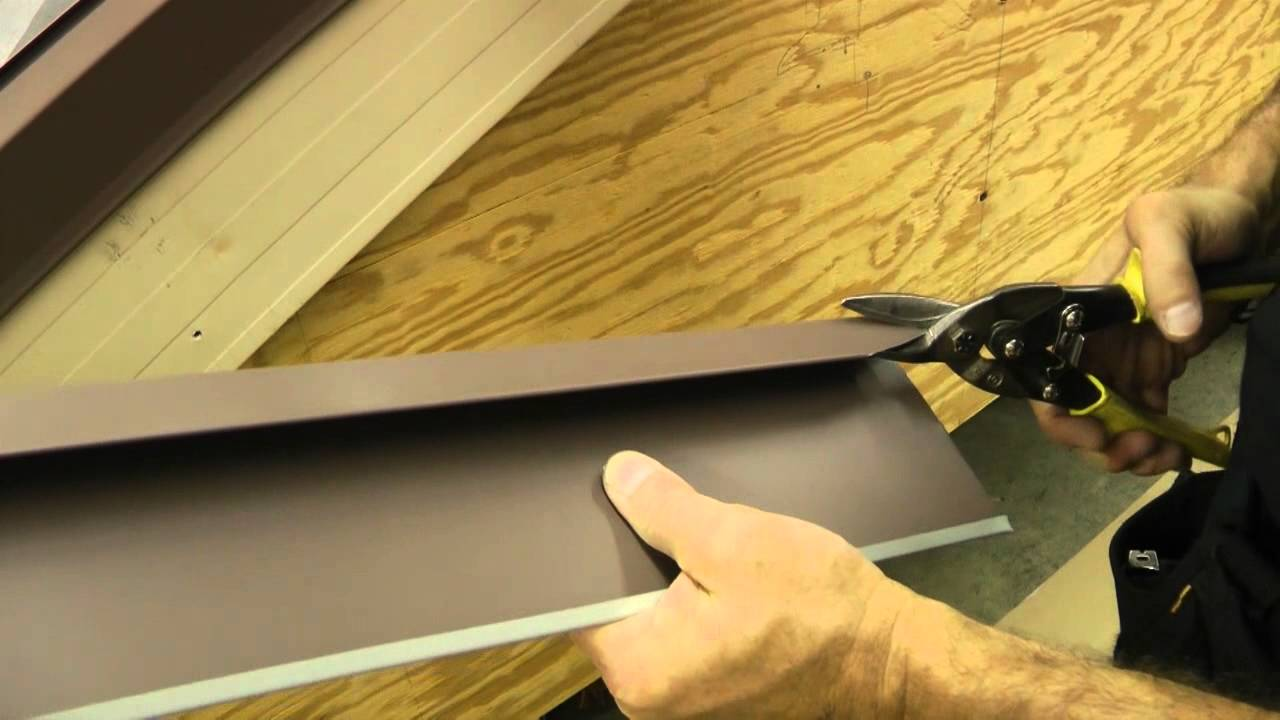 Gable Edge Trim Youtube