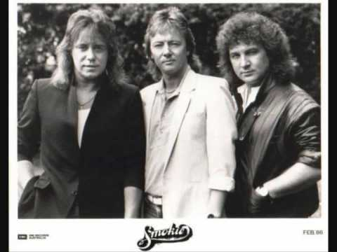 Smokie (Chris Norman) - Cry In The Night - 1985