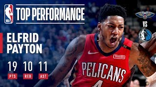 Elfrid Payton Records His 5th STRAIGHT Triple-Double   March 18, 2019