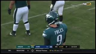 Not Over Yet - Nick Foles Redemption