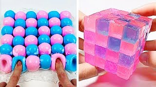 Relaxing Slime Compilation ASMR | Oddly Satisfying Video #37