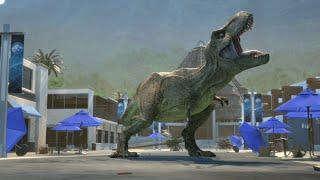 Jurassic world : la colo du crétacé saison 2 :  teaser VF