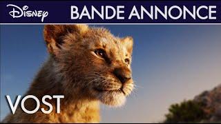 Le roi lion :  bande-annonce VOST