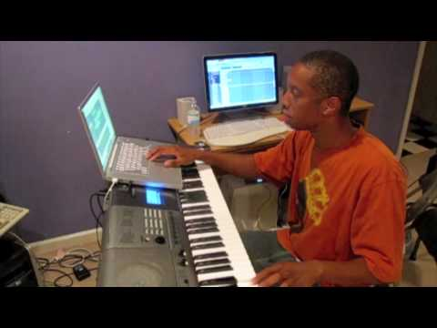 Making the Beat Fruity Loops & Logic
