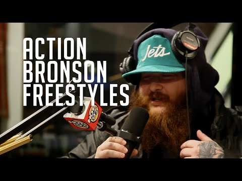 Action Bronson Freestyles on FunkMaster Flex