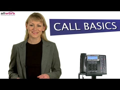 BizVoip.com Presents Allworx Training Series: Allworx Call Basics