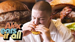 9 Juicy Lucy Cheeseburgers in 9 Hours. Which is the Best? | Bon Appétit