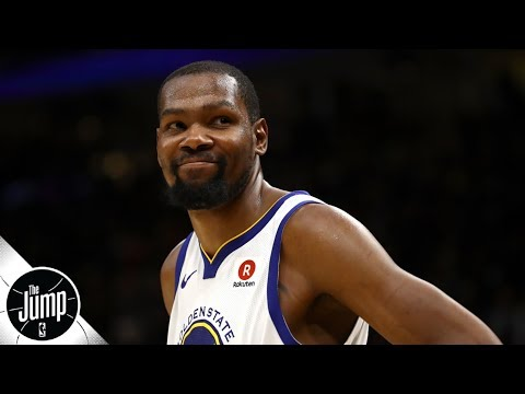 Kevin Durant is leaving the Warriors to sign with the Nets, teaming up with Kyrie Irving | The Jump