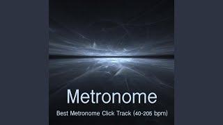 節拍器 Metronome Click Track(40-205 Bpm) - Sound Library