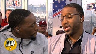Tracy McGrady's advice for Bam Adebayo: Don't hesitate to talk to D-Wade and Heat legends | The Jump