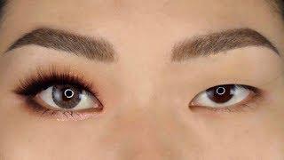 Mono Lid Eyes Makeup Tutorial - Hack Mắt 1 Mí