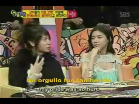 Heechul kissing confesiones sobre sus besos Super Junior