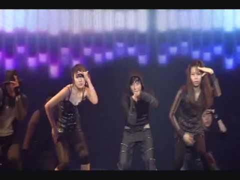 2008 shin hyesung SIDE1 In Seoul몰래 카메라