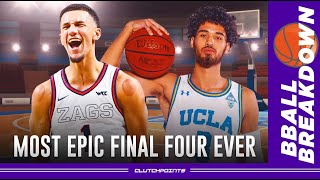 The MOST EPIC Final Four Game Ever | UCLA vs Gonzaga