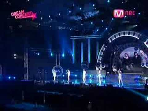 080614 dream concert TVXQ - tonight