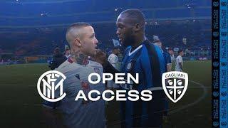 OPEN ACCESS | INTER 4-1 CAGLIARI | COPPA ITALIA | A THUNDEROUS START! ⚡⚫🔵