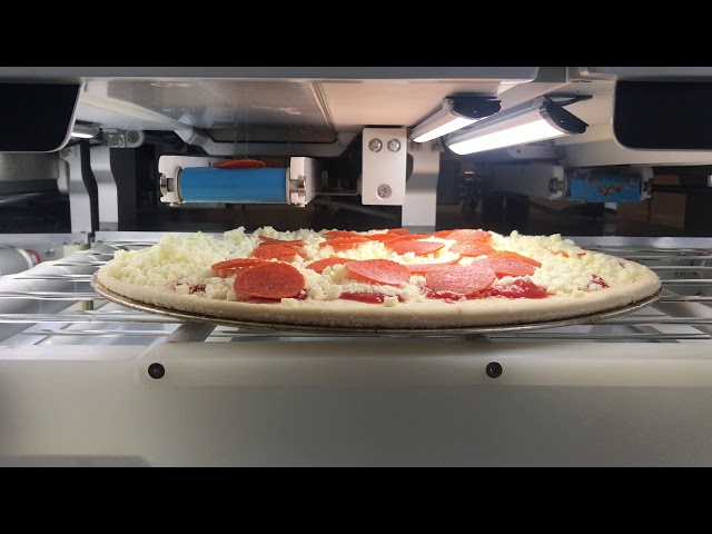 義大利人會生氣嗎?西雅圖新創公司打造披薩機器人 1小時可做300個