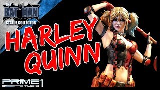 Preview: Harley Quinn 1/3 Comic Book Statue From Prime 1 Studio!!