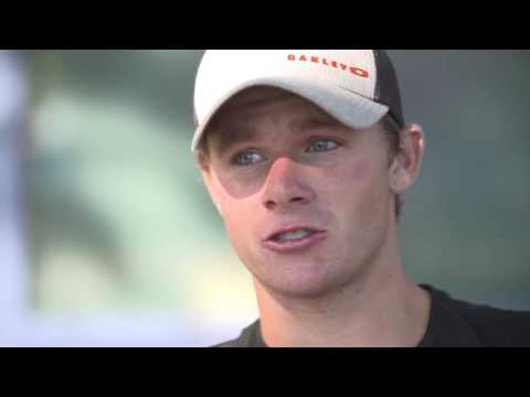 Harrison US Open Qualifying Interview 2016