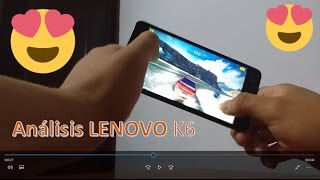 Video Lenovo K6 UZKN4gtwlIE